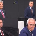 Më 29 tetor konferenca e radhës ndaj Thaçit, Veselit, Krasniqit e Selimit